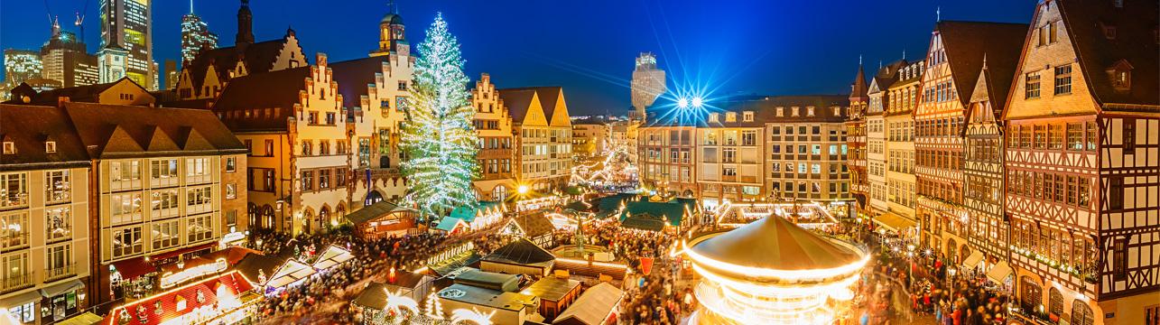 Quatre mercats de nadal a europa