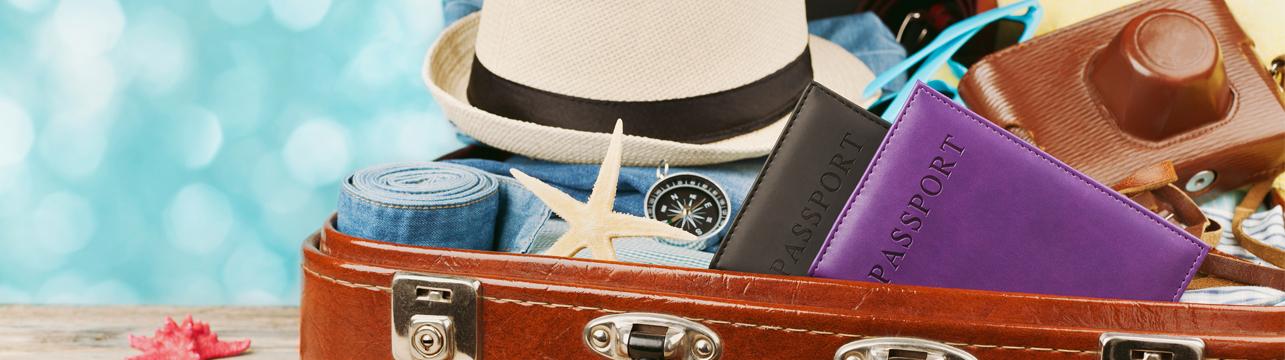 9 trucs per preparar la maleta perfecta