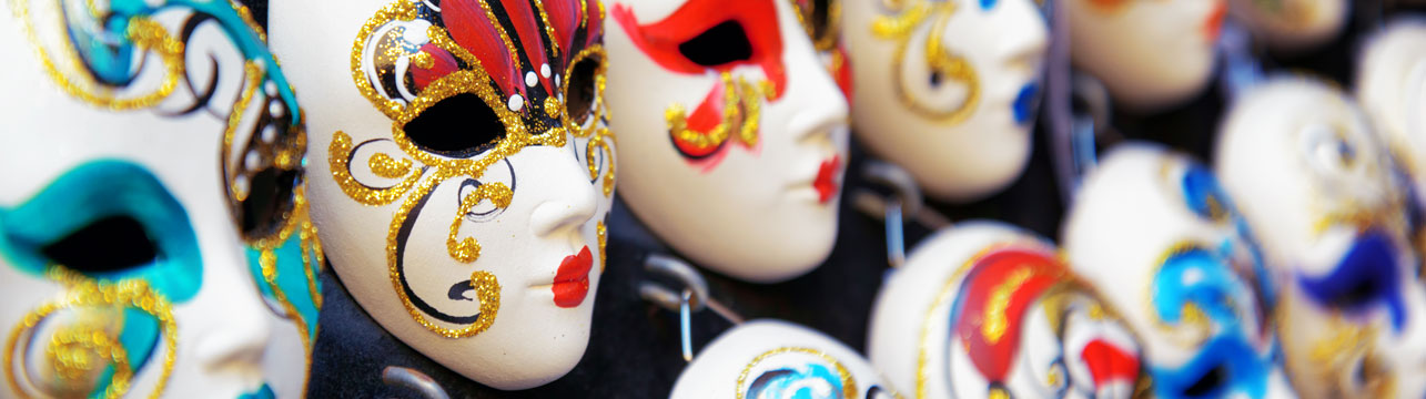 Sis celebracions de carnaval que ja coneixes... I una que probablement no