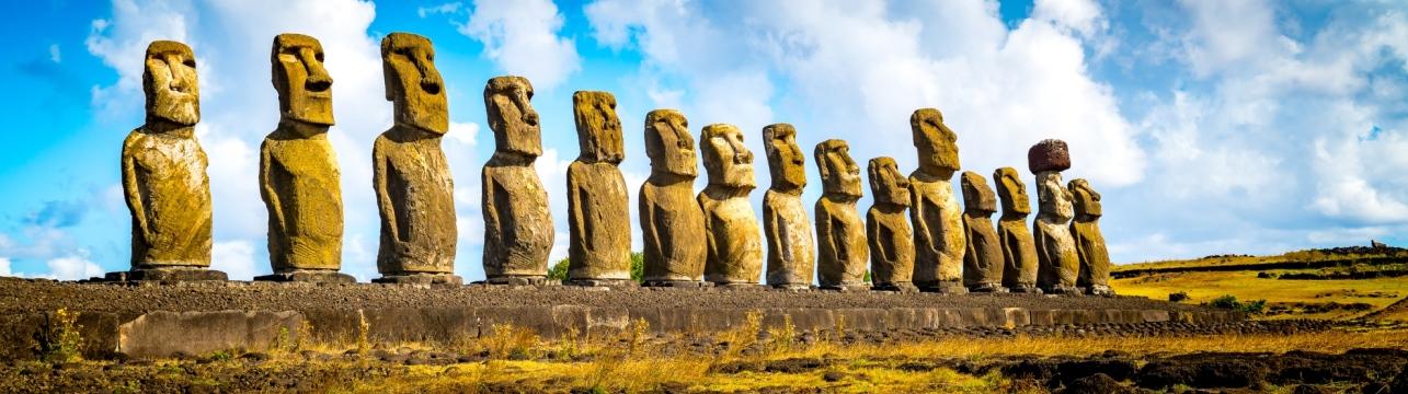 Rapa Nui - Chile - Xile