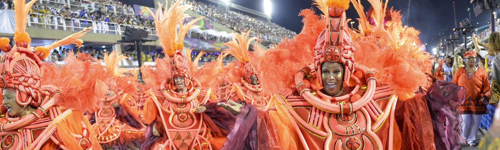 Carnaval de Río de Janeiro Brasil